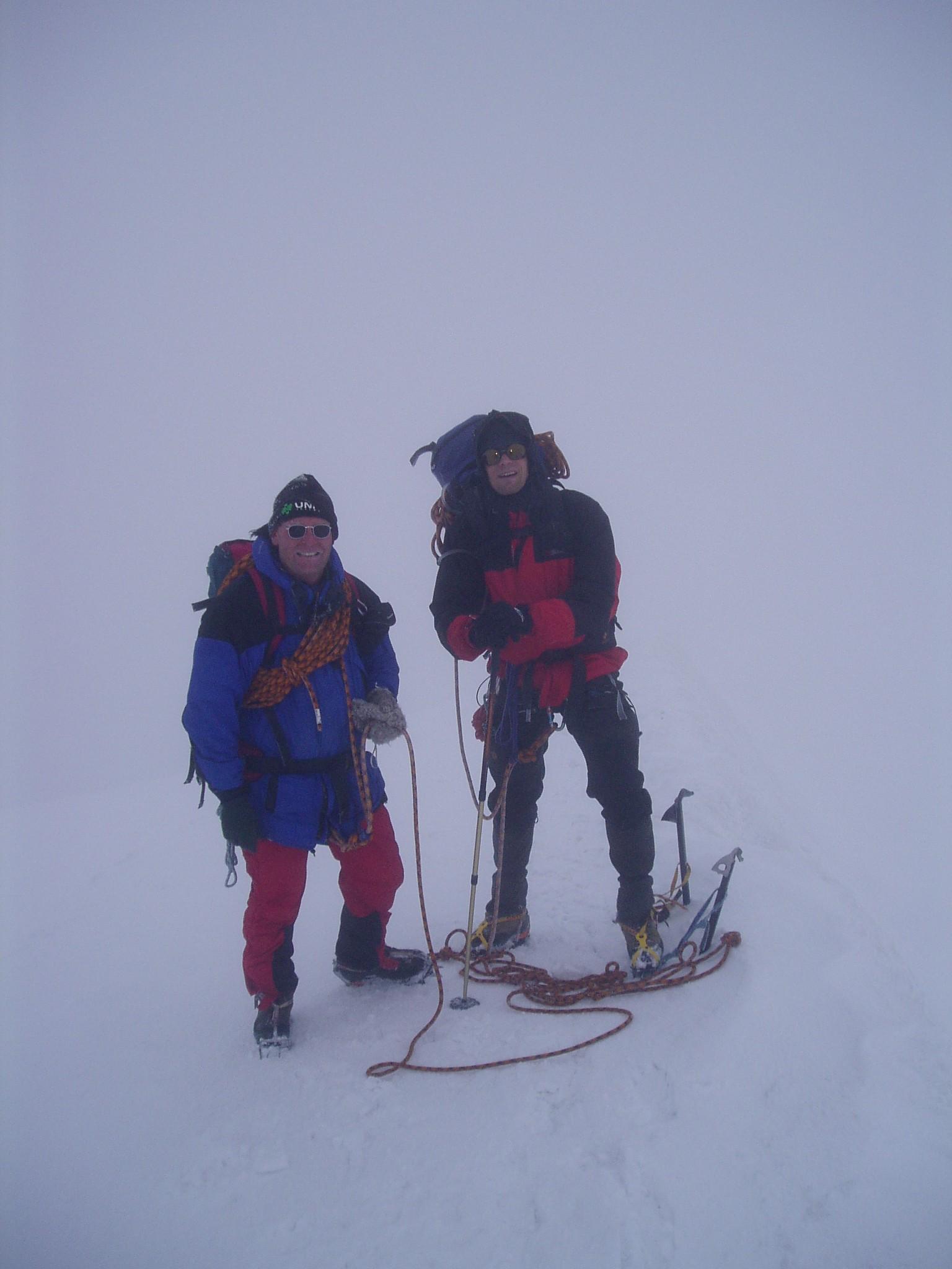 Top van de Breithorn
