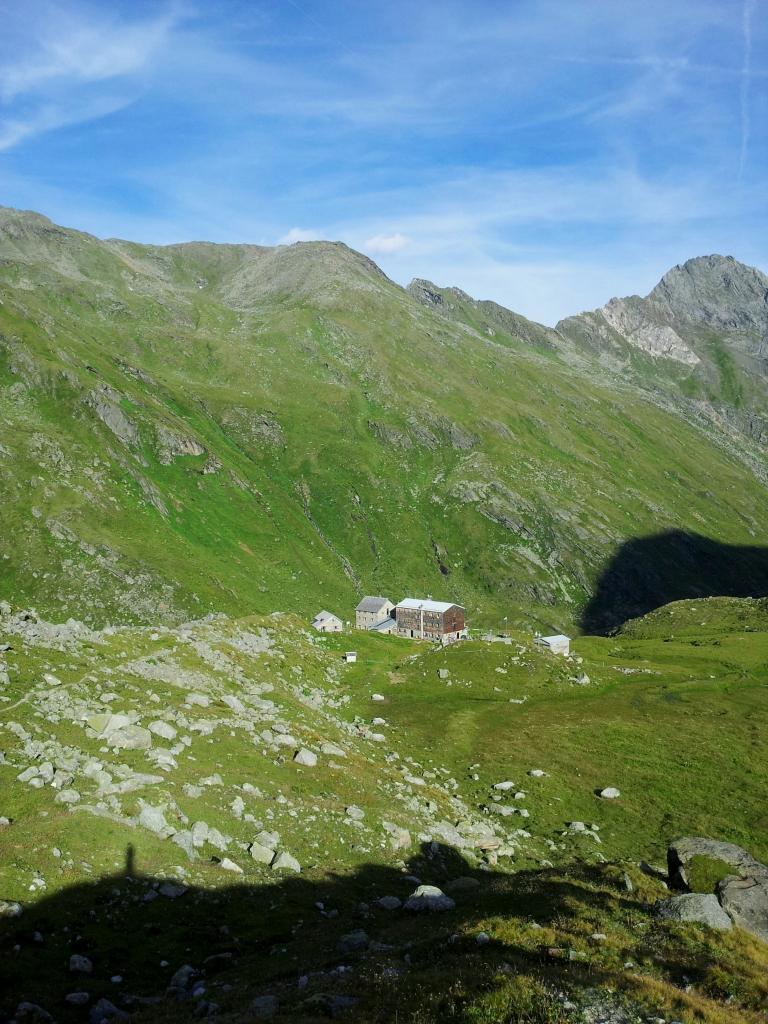 Essener u Rostocker hutte