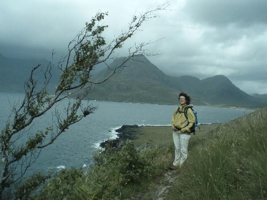 Cliff walk vanuit Elgol