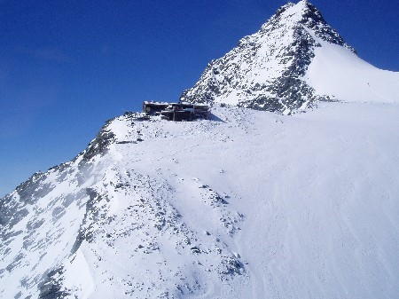Erzherzog Johannhütte op de Adlersruhe
