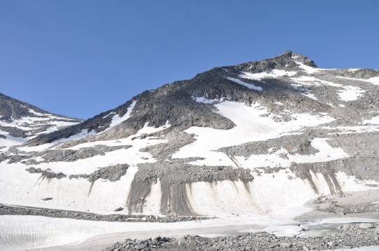 Grüne Wandspitze