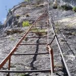 Ladder van 45 meter