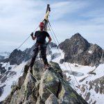 Op de top van de Klein Litzner