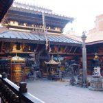 Rudravarna Mahavihar tempel Patan