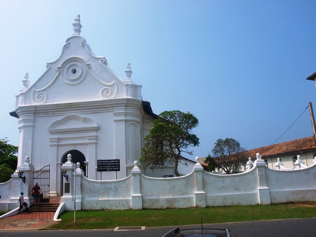 Dutch Reformed Church Galle