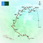 Route Dhaulagiri circuit
