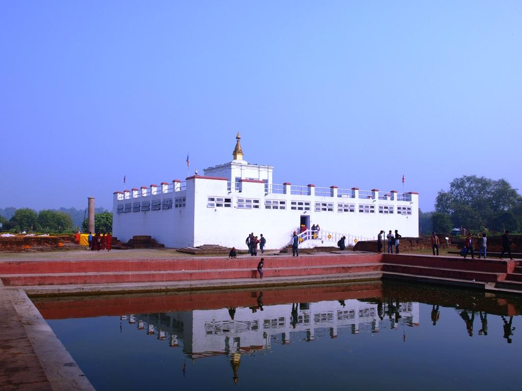 De Maya Devi tempel