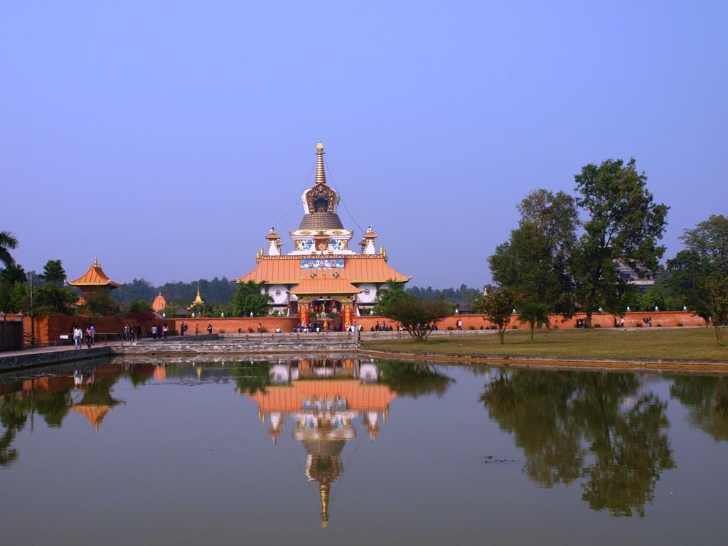 De Duitse Boeddha tempel