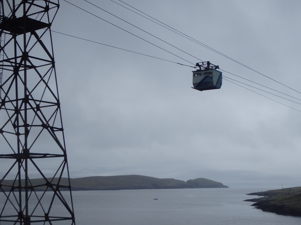 Cable Car Dursey Island